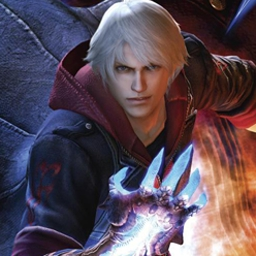 Devil May Cry 4 - Devil May Cry® 4 introduces non-stop combos and unique new gameplay. - logo