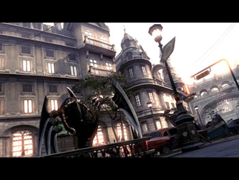 Devil May Cry 4 screen shot