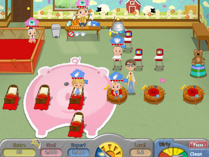 Diaper Dash screen shot