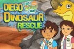 Play games, take pictures, and help the dinosaurs in Diego Dinosaur Rescue!