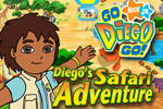 Join Diego as he sets out to break the spell on the elephants.