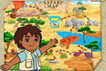 Screenshot of Diego's Safari Adventure