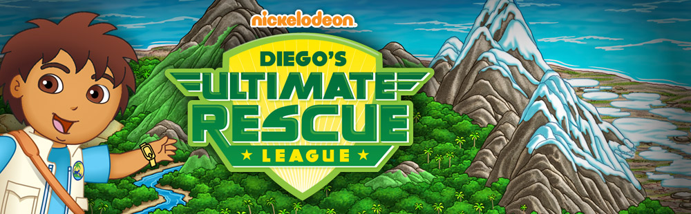 Diego's Ultimate Rescue