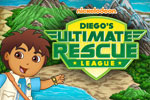 In Diego's Ultimate Rescue, help Diego return animals to their habitats!