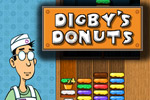 It's a pastry chef's haven!  Catch frosty donuts for the dunk.