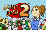 Help Flo deliver food, collect tips, and keep her sanity in Diner Dash 2!