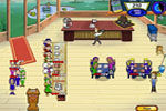 Screenshot of Diner Dash 2 Restaurant Rescue
