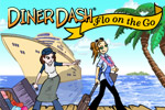 Set sail on the vacation of Flo's dreams in Diner Dash: Flo on the Go!