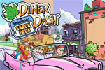 Get festive with Flo and Grandma in Diner Dash® Seasonal Snack Pack!