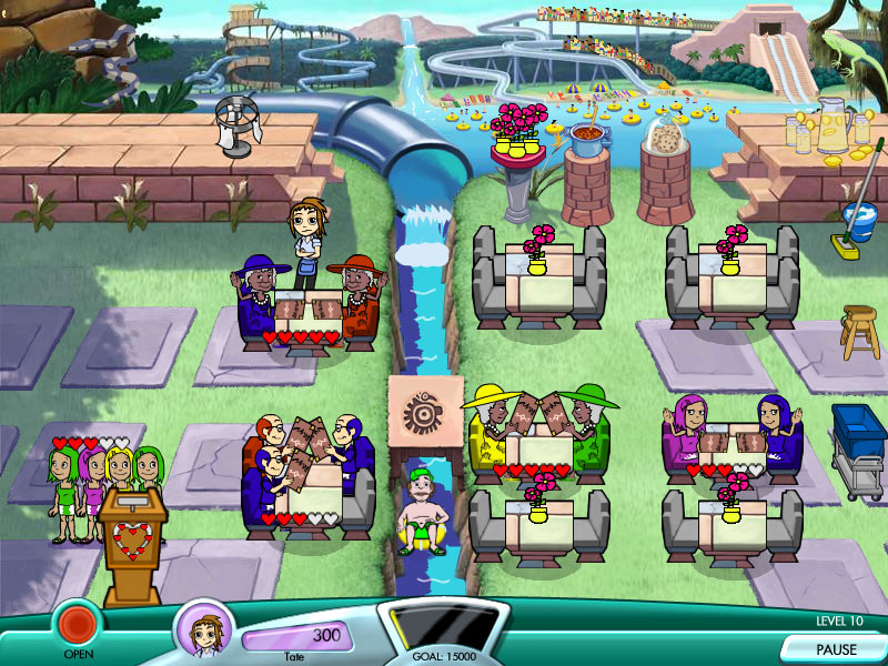 Diner Dash - Seasonal Snack Pack screen shot