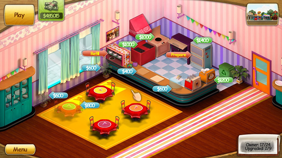 Diner Mania screen shot