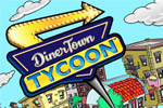 Save DinerTown™ from the evil Grub Burger in DinerTown Tycoon™!