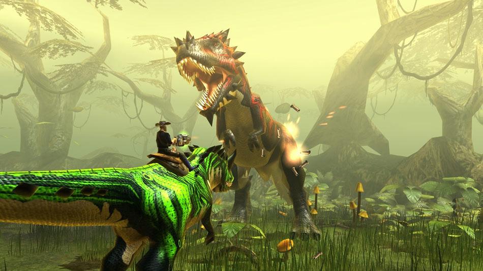 Dino Storm screen shot