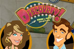 Hunt for 1,000 hidden objects in Discovery, the seek-and-find game show!