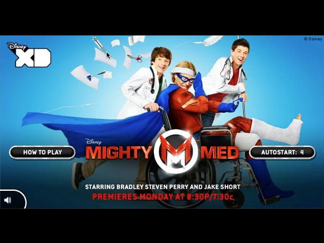 Disney XD: Mighty Med screen shot