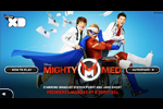 Screenshot of Disney XD: Mighty Med