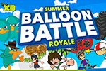 Collect stars and earn points on your way to greatness in the Disney XD: Summer Balloon Battle!
