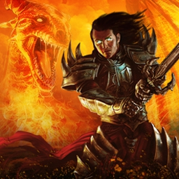 Divinity 2 - The Dragon Knight Saga - Divinity 2 - The Dragon Knight Saga includes 100 hours of RPG action. - logo