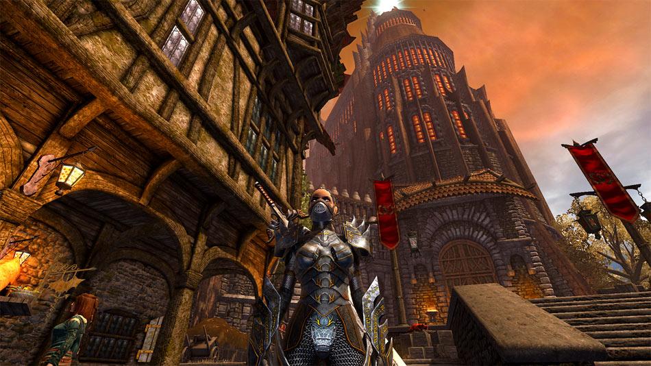 Divinity 2 - The Dragon Knight Saga screen shot