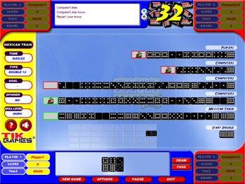 Domino Master screen shot