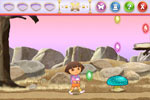 Screenshot of Dora Saves the Crystal Kingdom