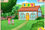Screenshot of Dora's Ballet Adventures
