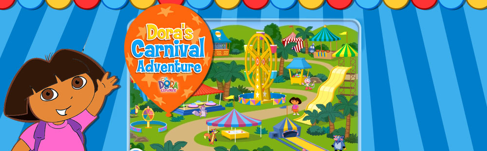 Dora's Carnival Adventure