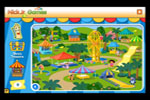 Screenshot of Dora's Carnival Adventure