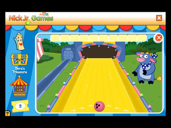 Dora's Carnival Adventure screen shot