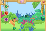 Screenshot of Dora the Explorer - Swiper's Big Adventure