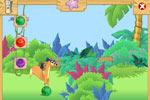 Screenshot of Dora the Explorer - Swiper's Big Adventure