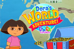 Team up with Dora and friends and learn about new countries!