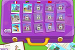Screenshot of Dora's World Adventure