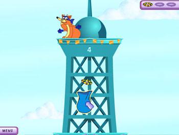 Dora's World Adventure screen shot