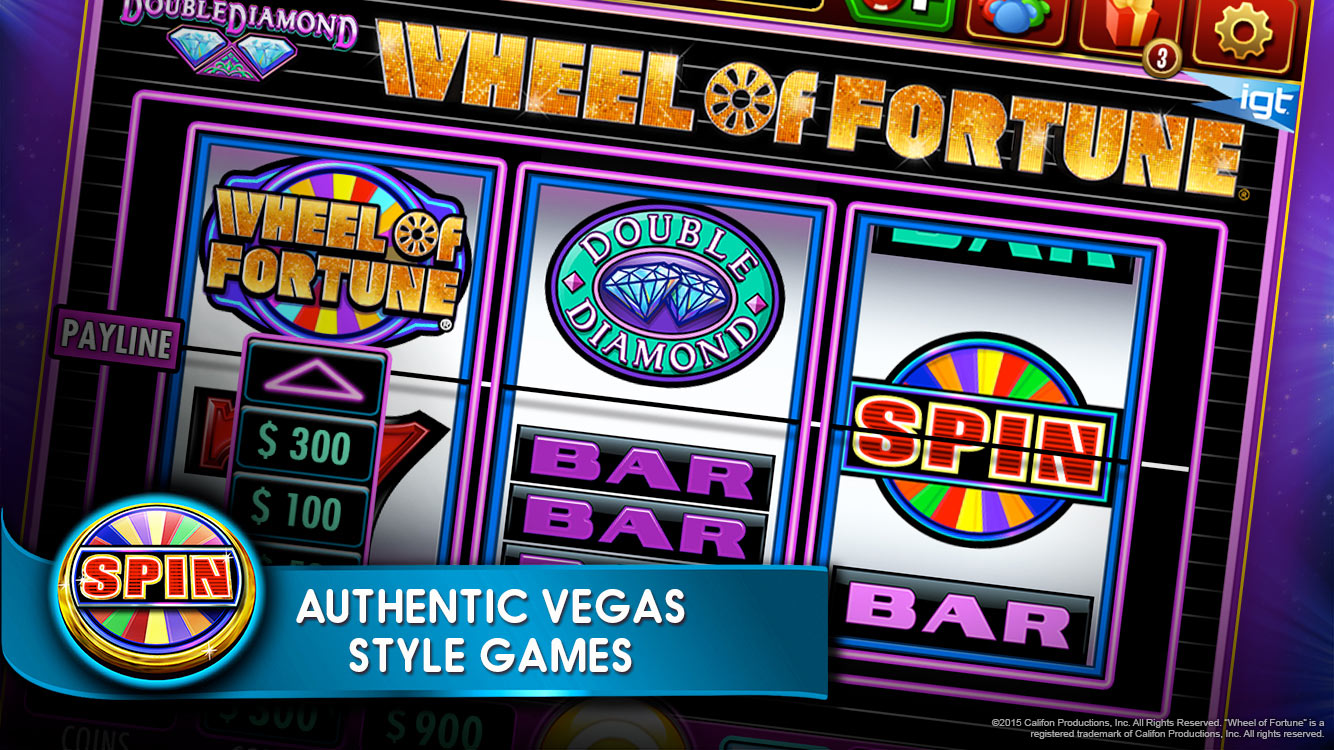 DoubleDown Casino screen shot