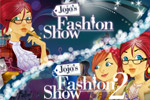 Rock the fashion world with the Jojo's Fashion Show 1 & 2 Double Play!