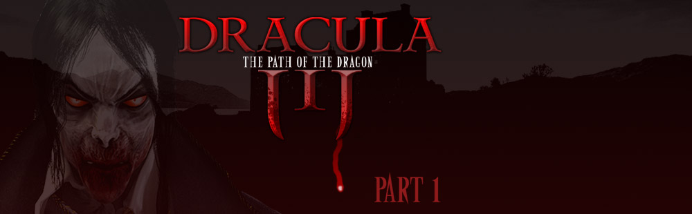 Dracula 3 Series Part 1: The Strange Case of Martha
