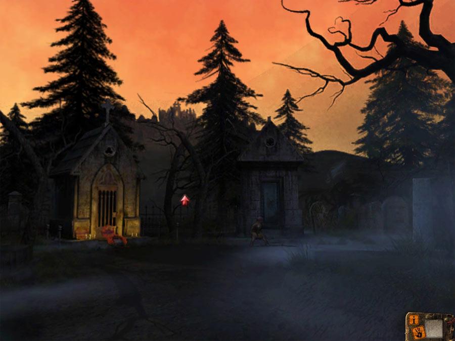 Dracula 3 Series Part 1: The Strange Case of Martha screen shot