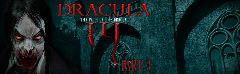 Dracula Series Part 3: The Destruction of the Evil