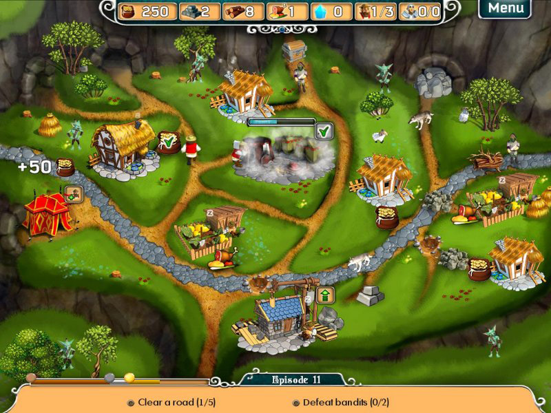 Dragon Crossroads screen shot