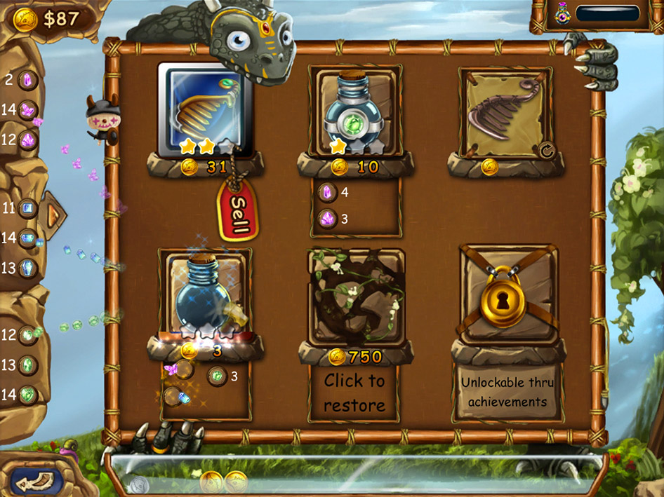 Dragon Keeper 2 screen shot