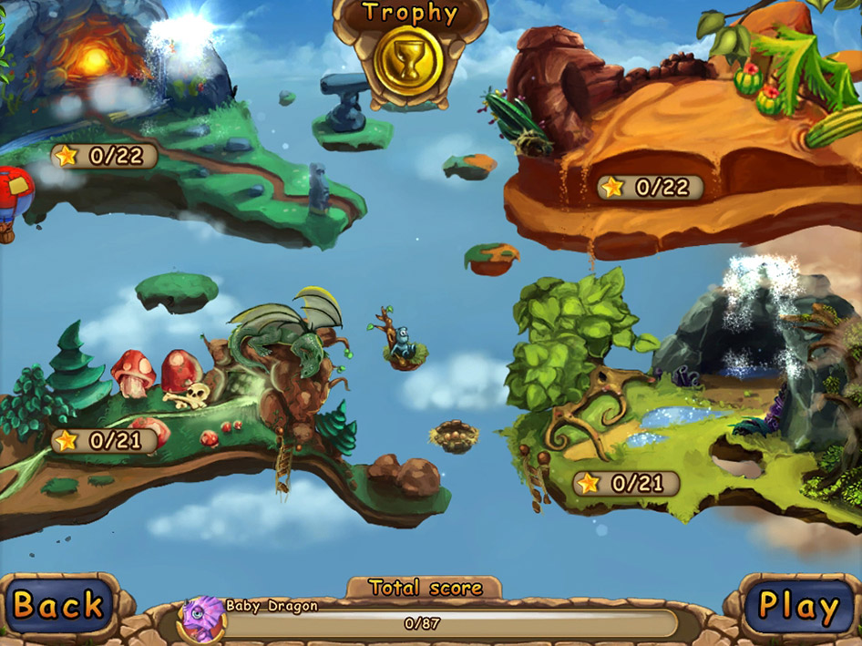 Dragon Keeper 2 screen shot