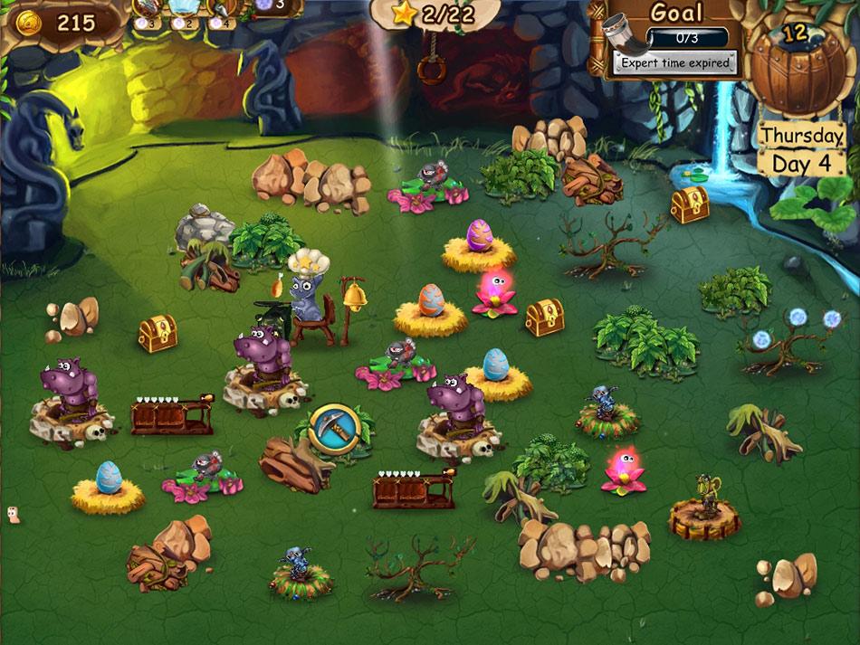 Dragon Keeper Double Pack screen shot