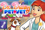 Help Dr. Daisy nurse her furry and feathered friends back to health!