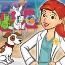Dr. Daisy Pet Vet - logo