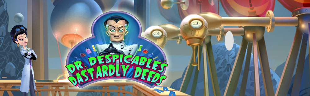 Dr. Despicable's Dastardly Deeds