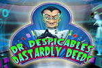 Dr. Despicable's Dastardly Deeds lets you be the mad scientist!