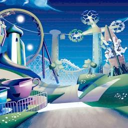 Dream Builder: Amusement Park - Fully customize your own amusement parks in Dream Builder: Amusement Park! Play today! - logo