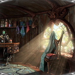 Dream Chronicles - The Chosen Child - Dream Chronicles: The Chosen Child is an immersive hidden object adventure! - logo