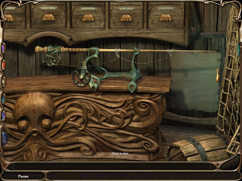 Dream Chronicles: The Book of Water Collector's Edition screen shot